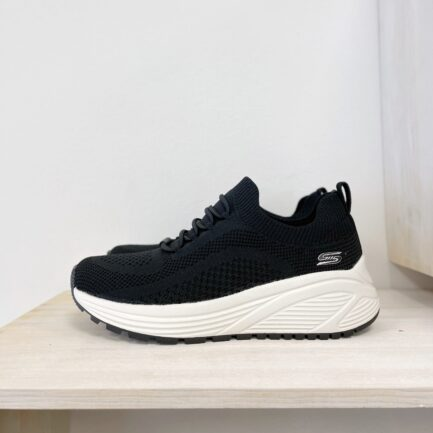 Skechers Slipon ALLEGIANCE Nero