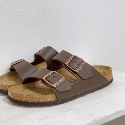 Birkenstock Sandalo ARIZONA Marrone